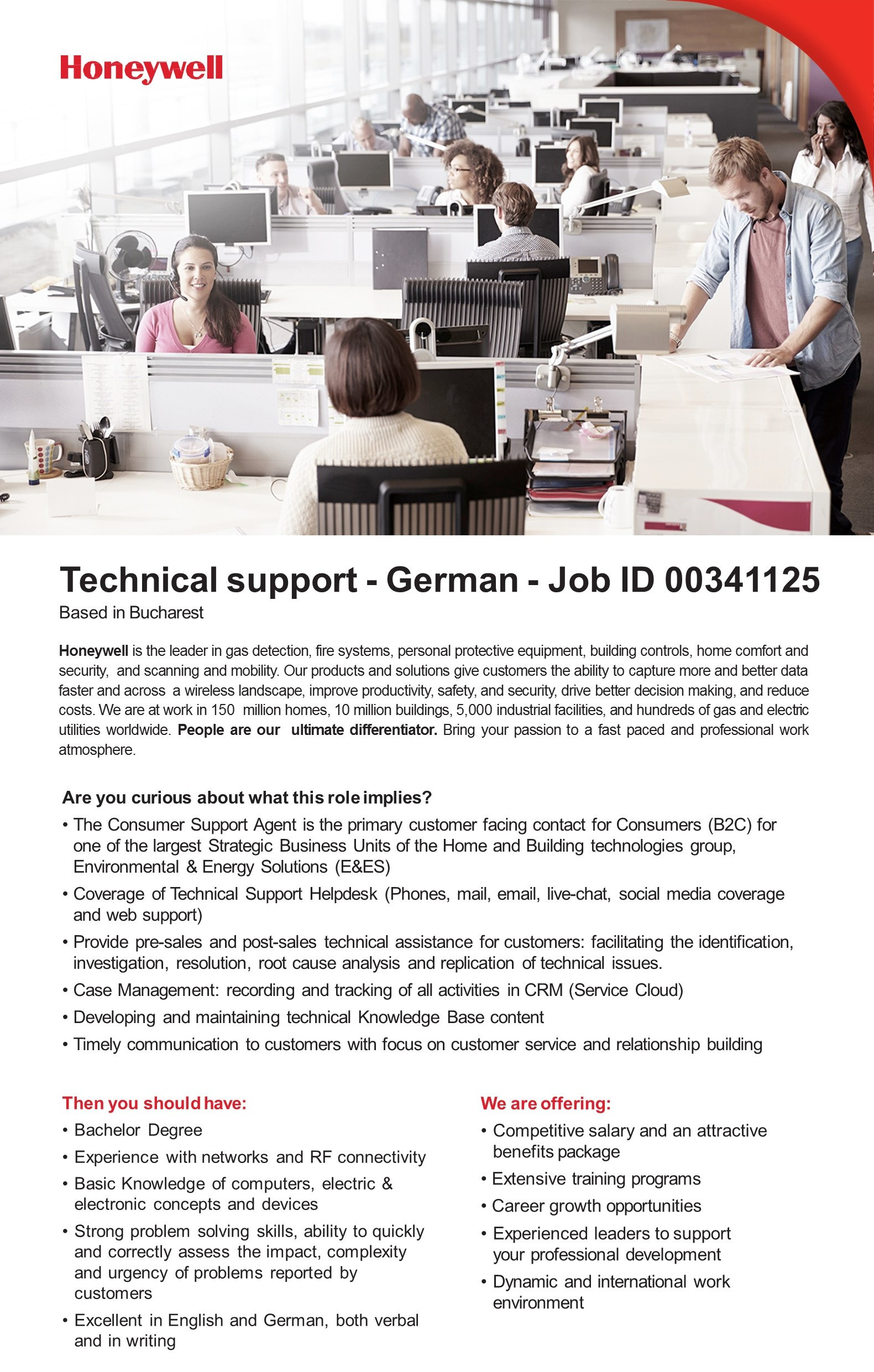 Technical support - German