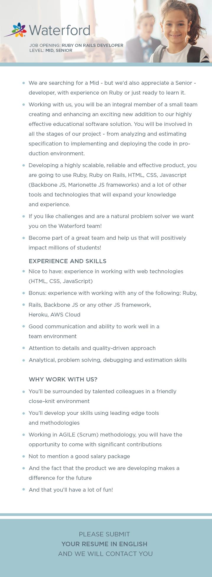 anunt-bestjobs-waterford-ruby-fara-email