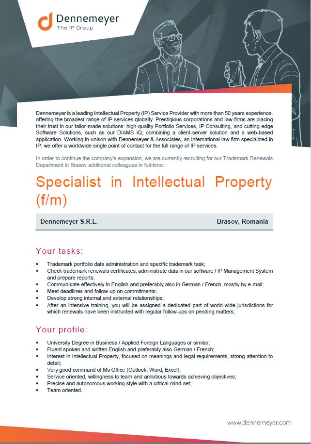 IP Specialist PSR 1