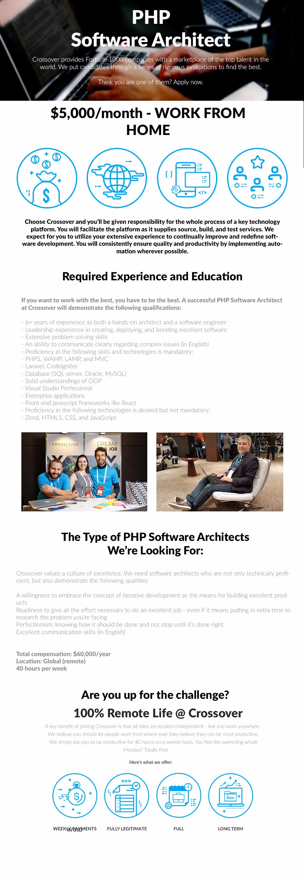 2275 - PHP Software Architect
