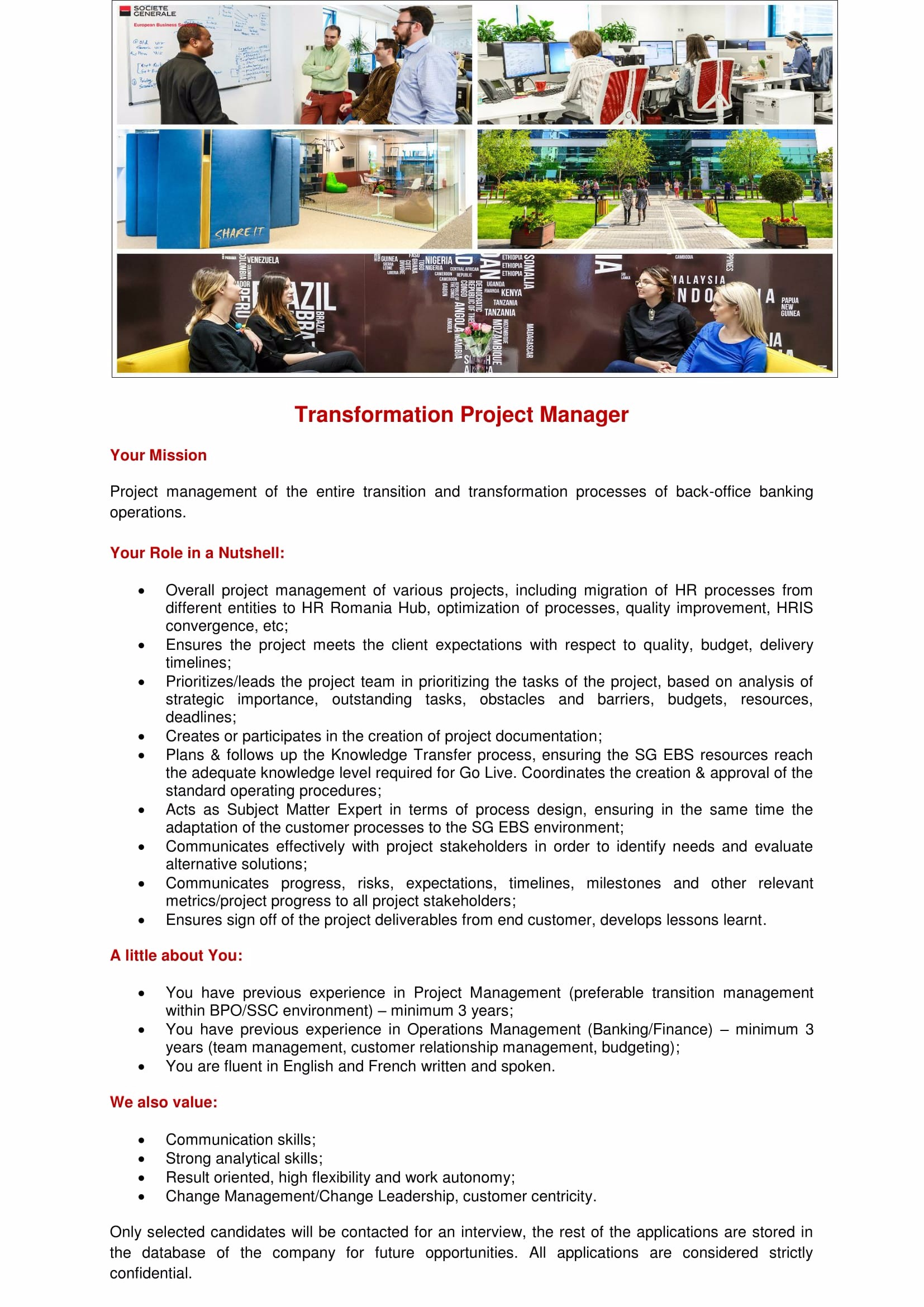 Transformation Project Manager-1