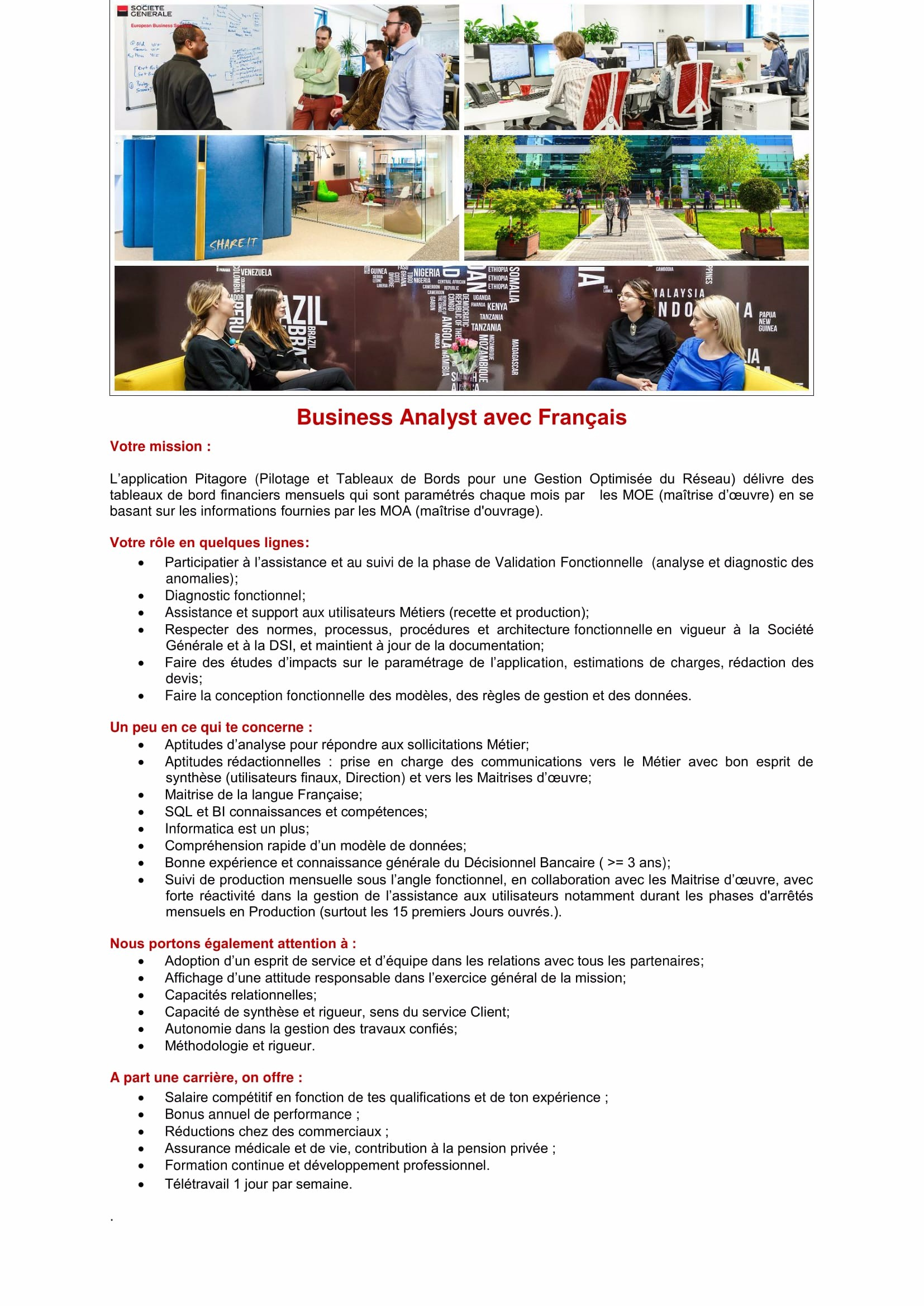Business Analyst avec Francais-1
