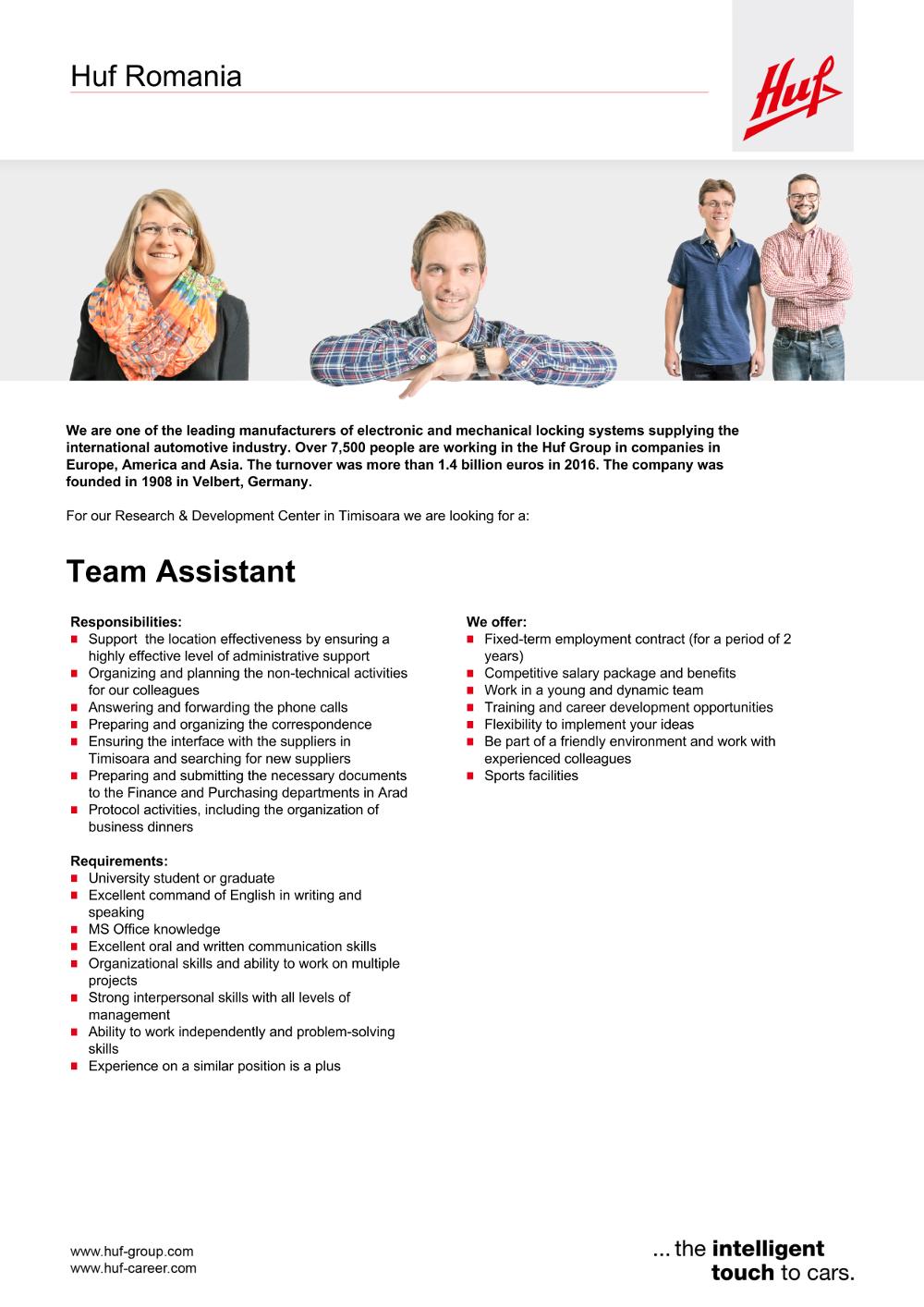 Team Assistant_Update