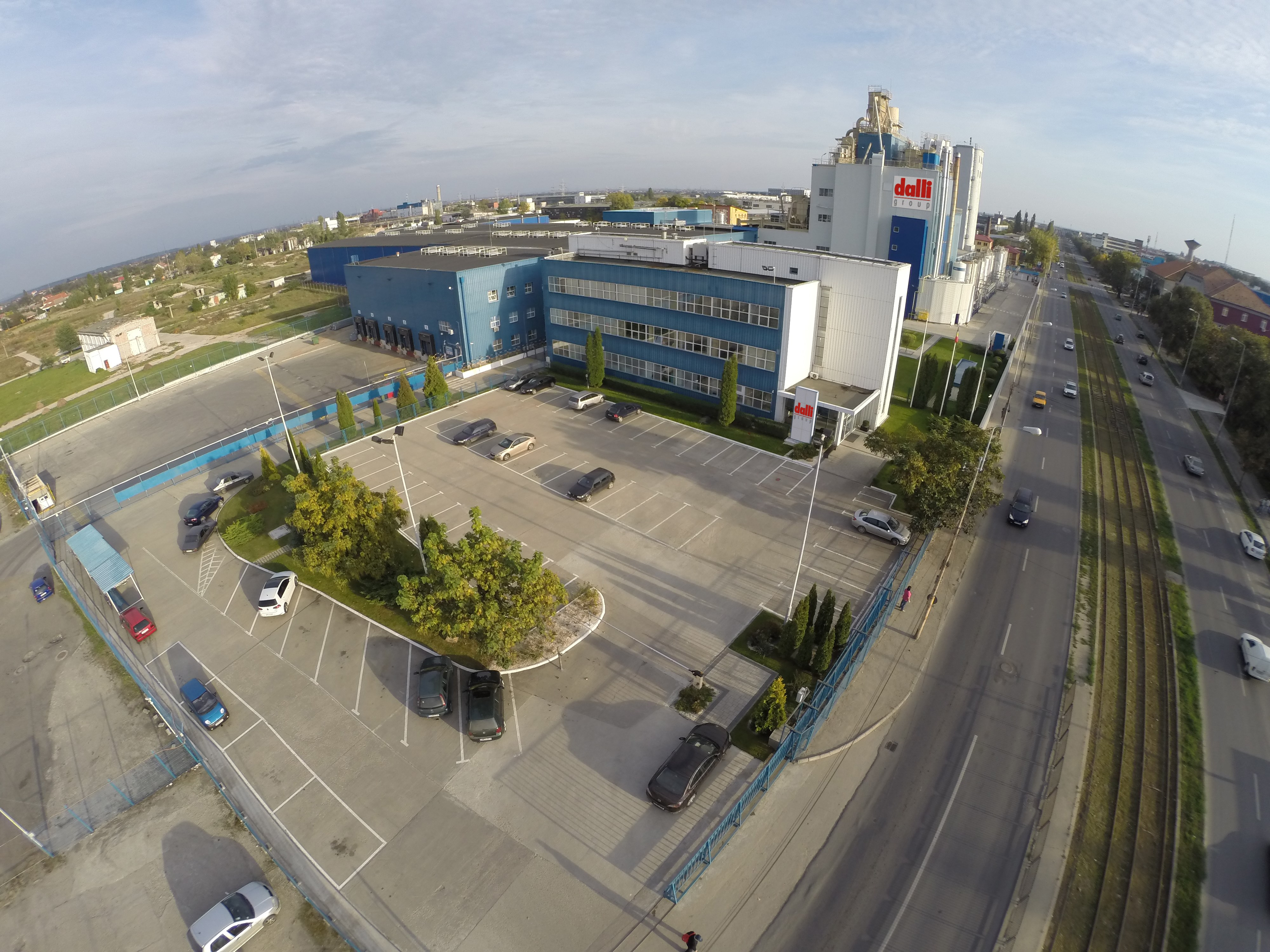 Poza fabrica Timisoara