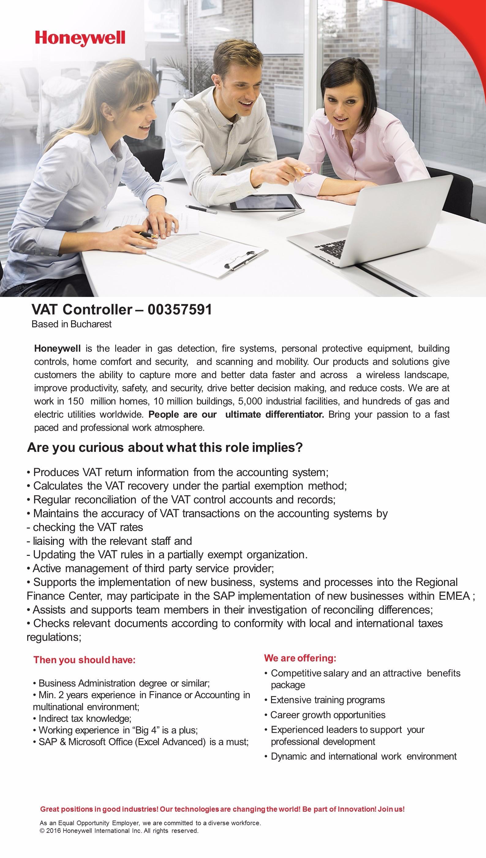 VAT Controller