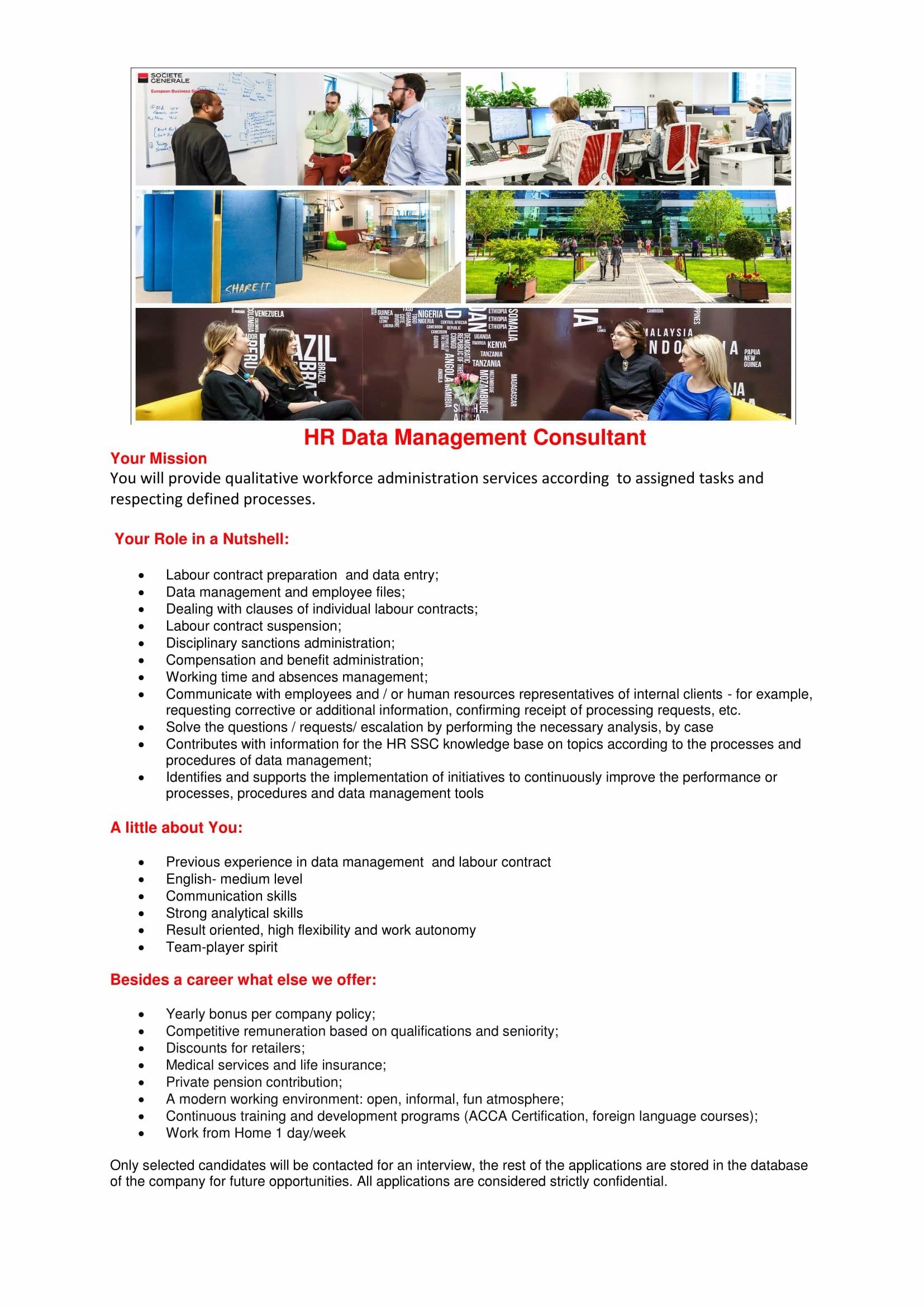 HR Data Management Consultant  -site-uri recrutare-1