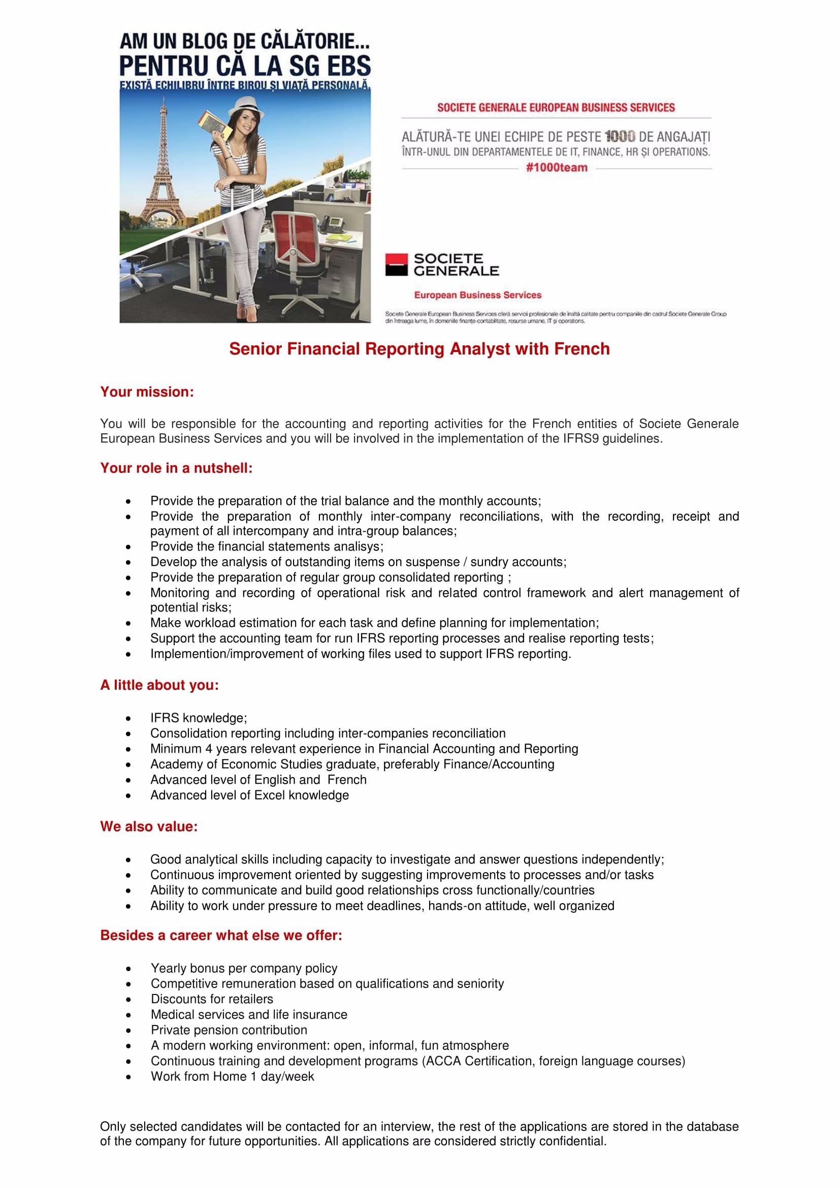 Sr Financial Reporting Analyst- A. Minda French - site-uri de recrutare-1