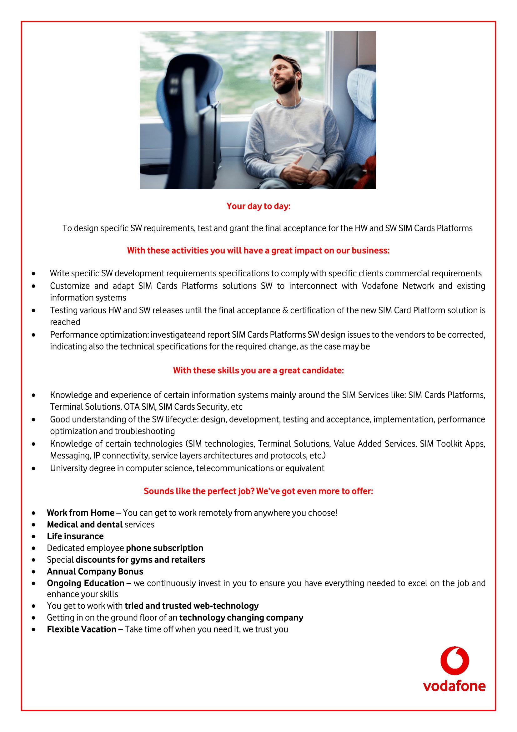 SIM Certification Engineer-1