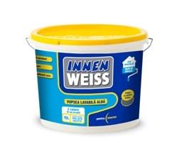 INNENWEISS - vopsea lavabila 15L