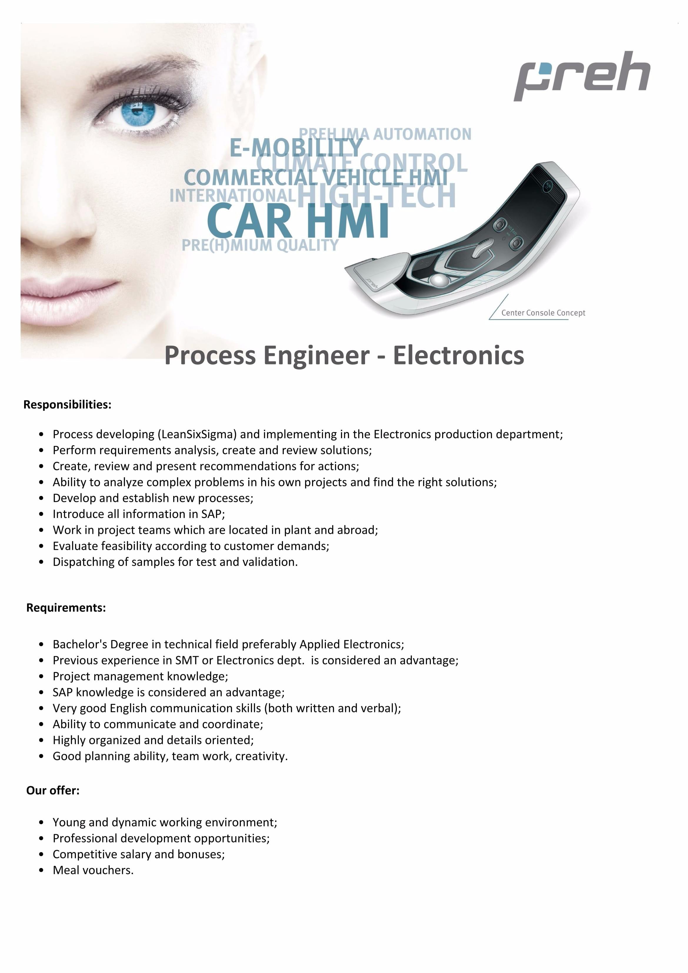 Process Engineer Electronics-1