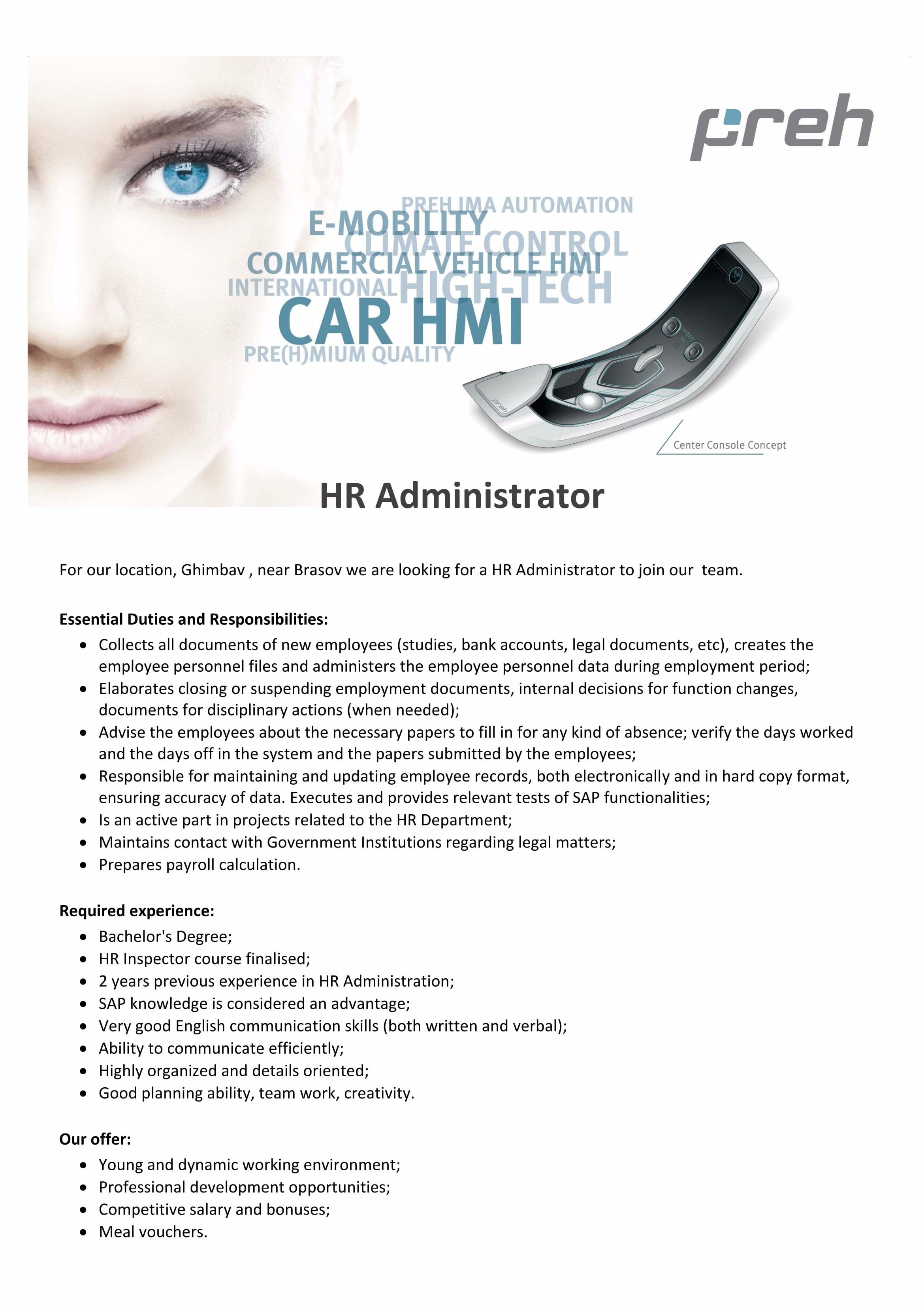 HR Administrator-1