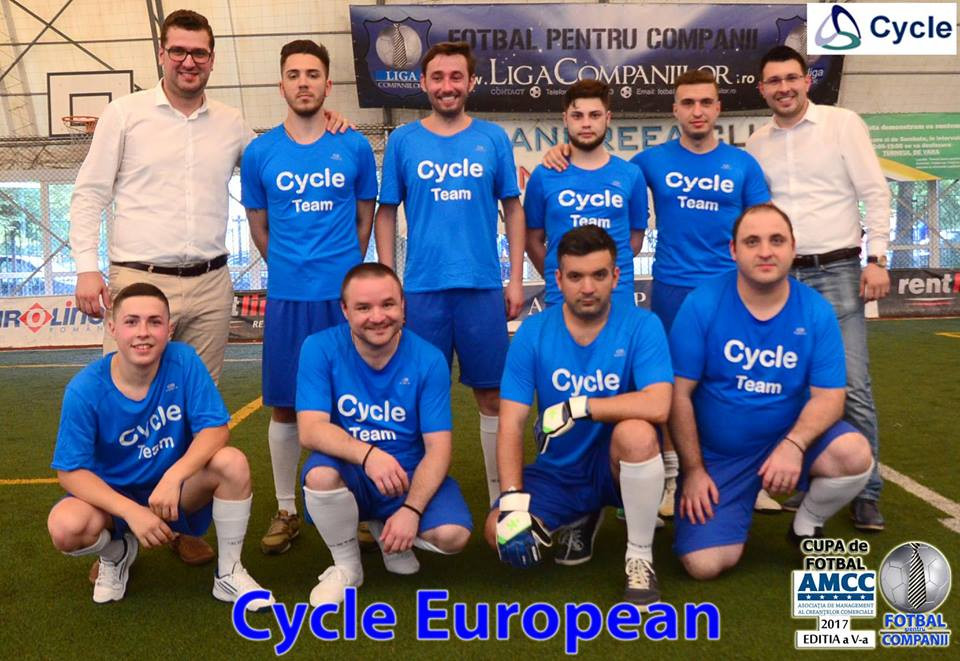 Cycle Football Team