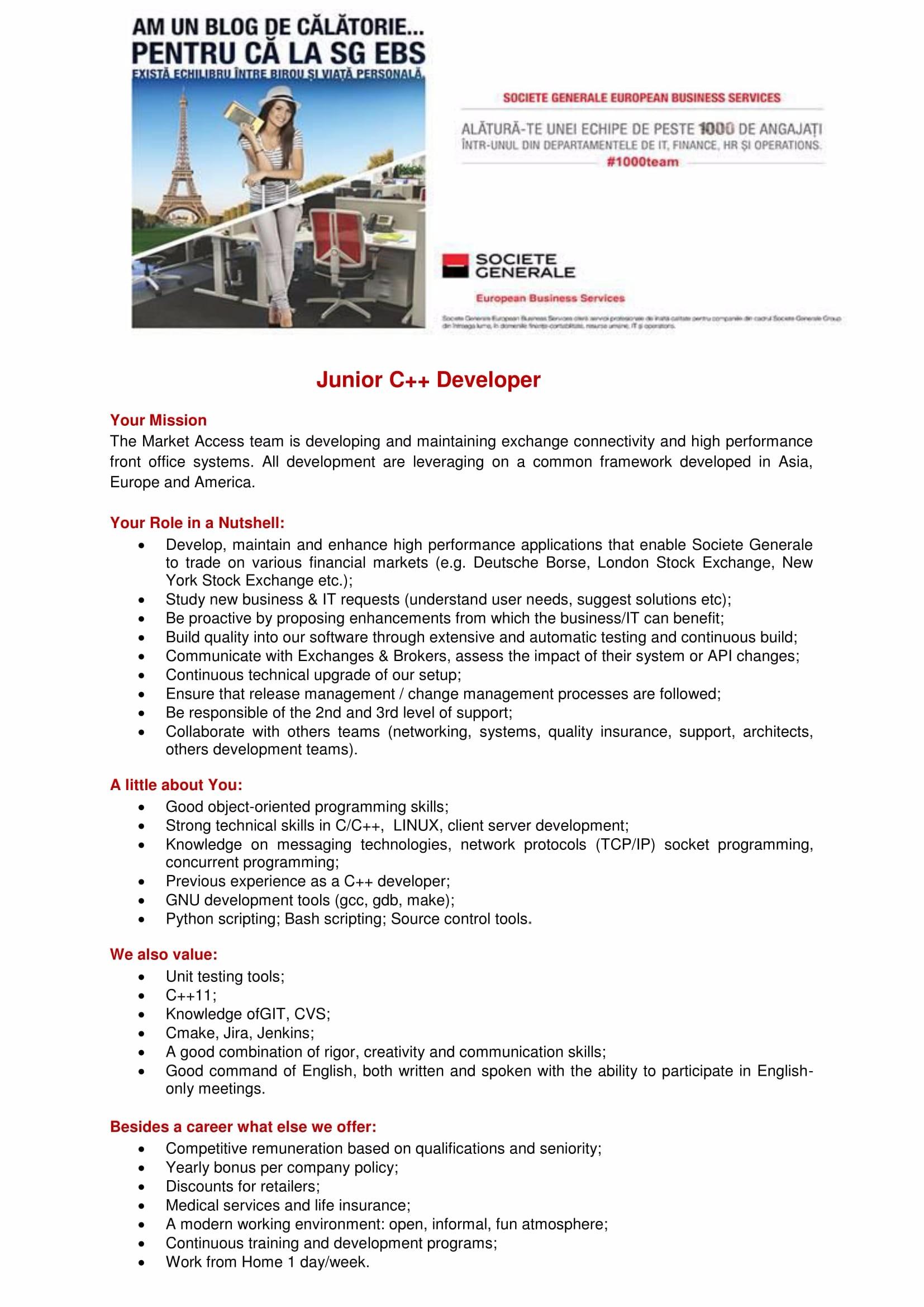 junior c++ dev-1
