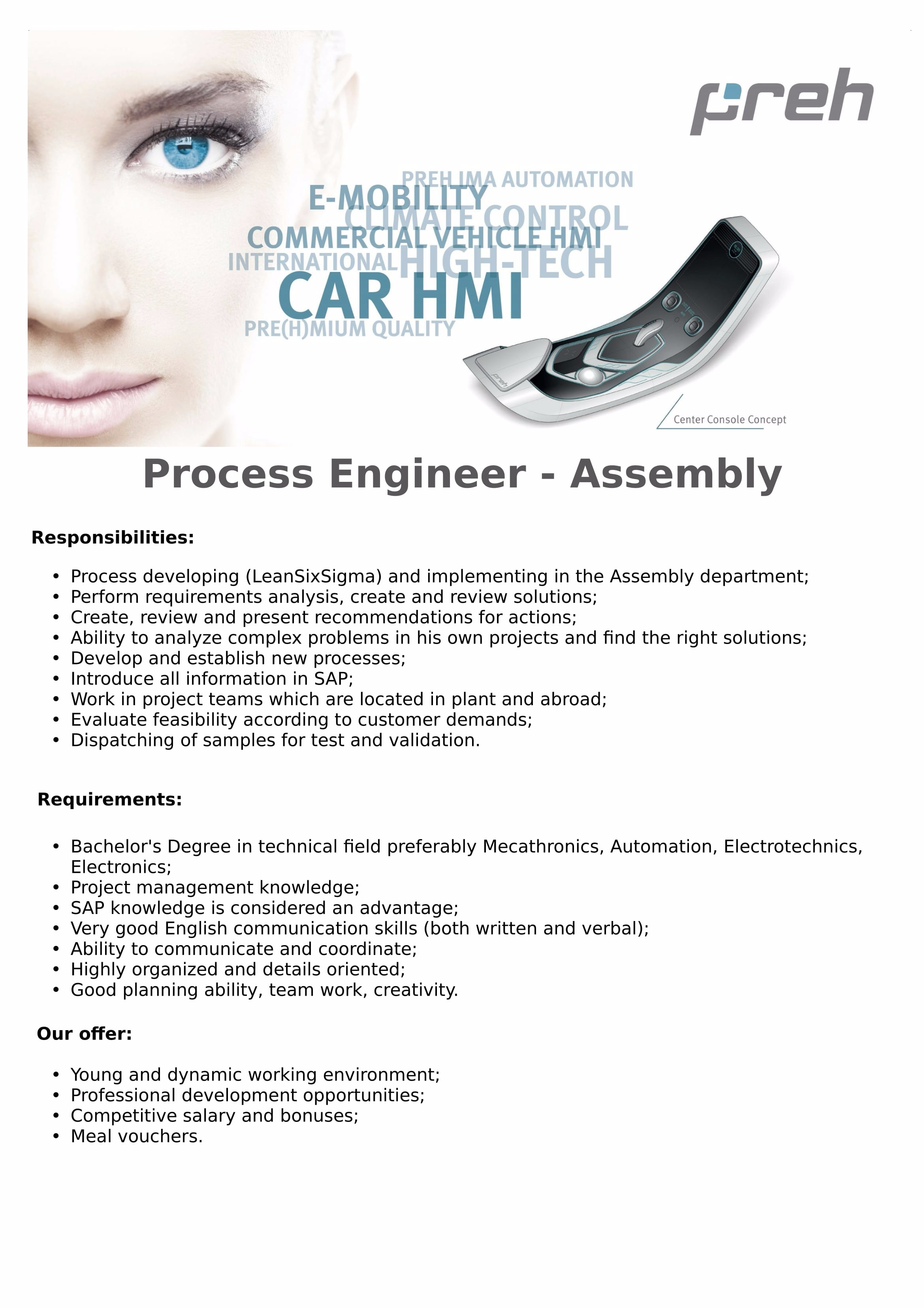 Process Engineer Assembly-1