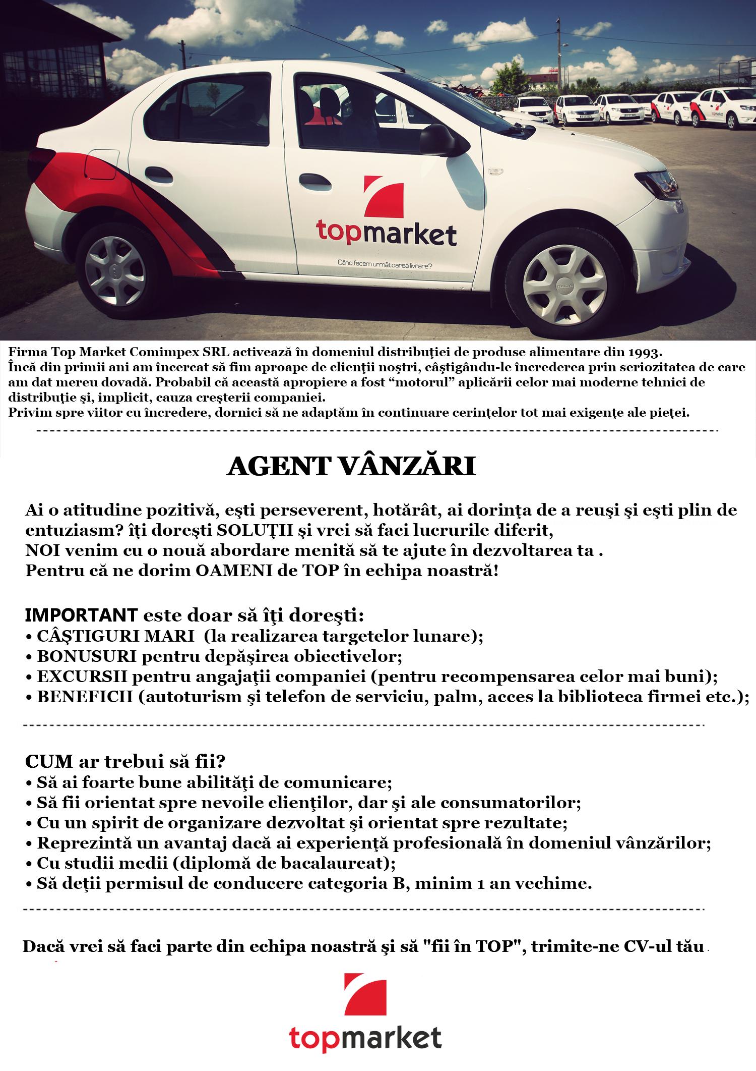 Agent Vanzari 2
