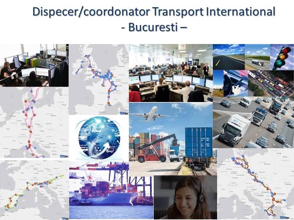 Dispecer Transport International