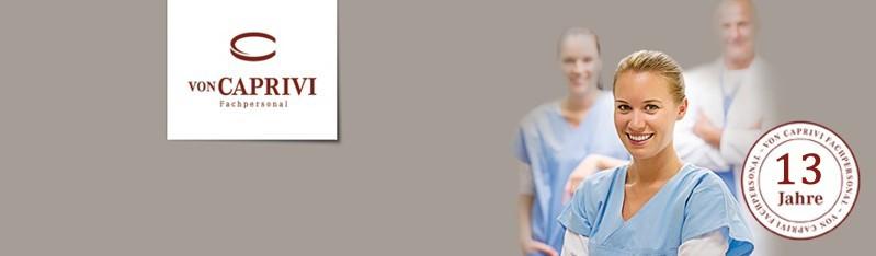 Krankenpfleger Logo 13 Jahre