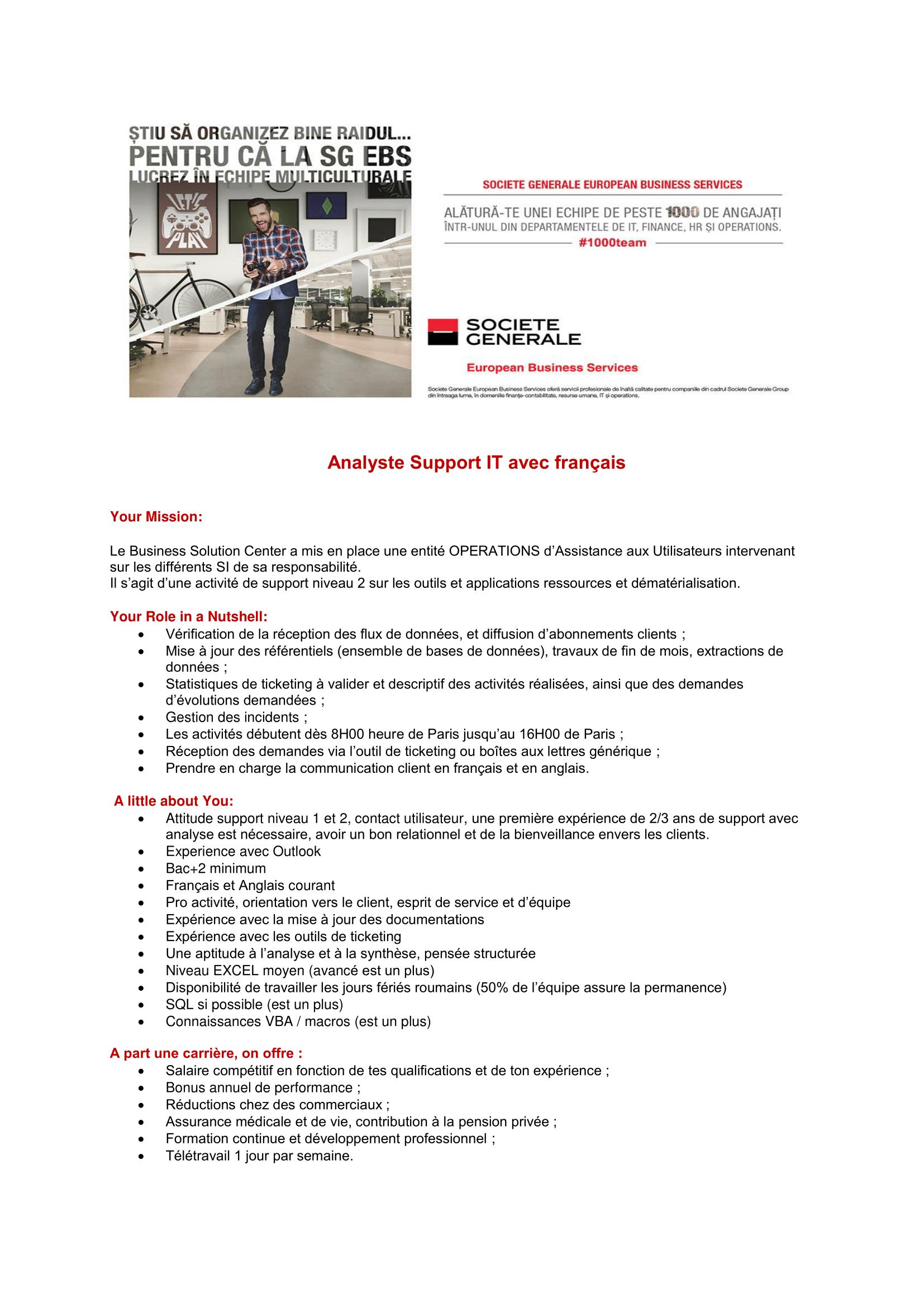 Analyste Support IT avec français - BestJobs-1