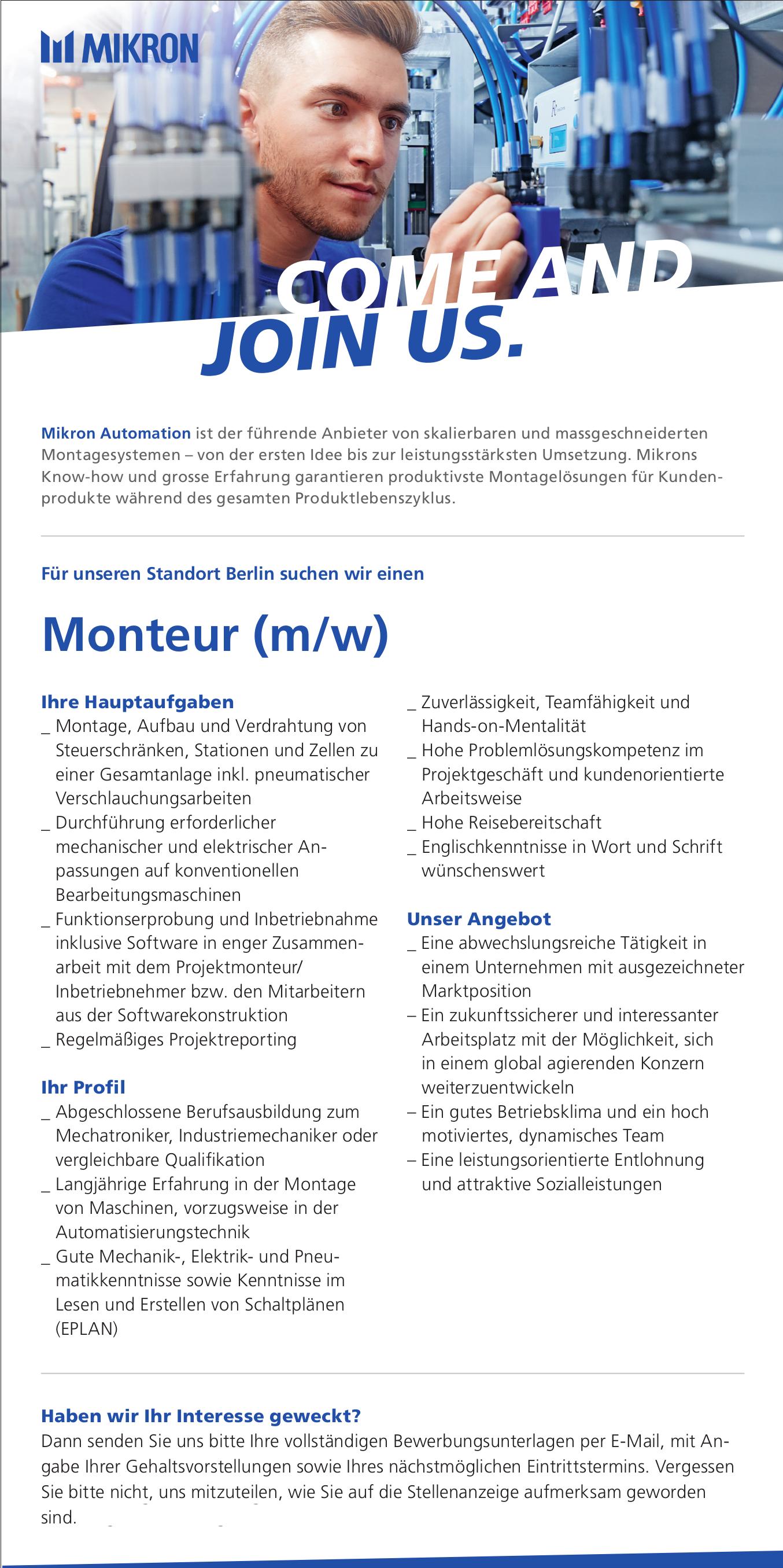 Monteur (1)