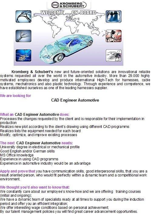 cad engineer