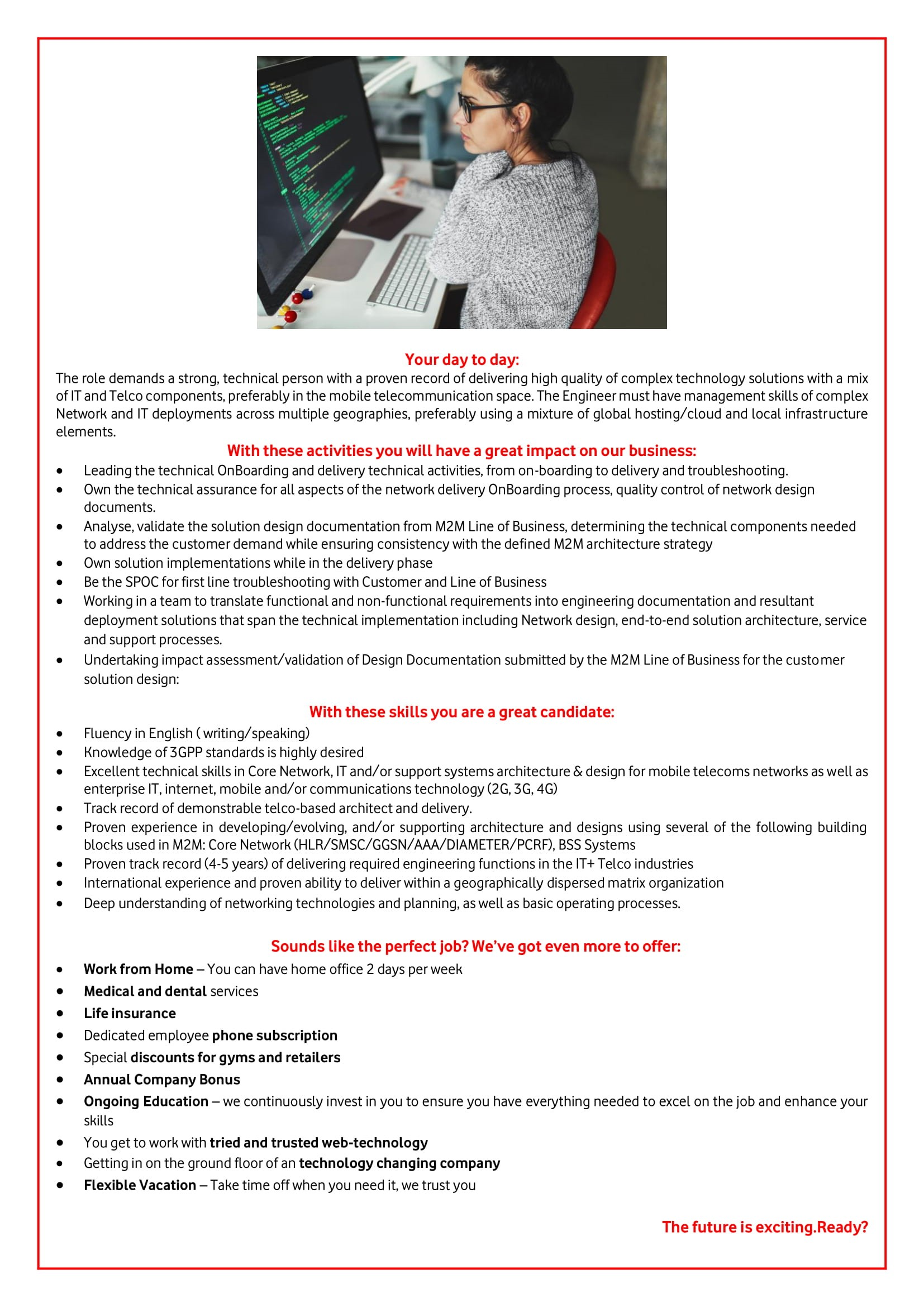Network Demand and Delivery Specialist-1