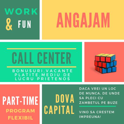 call center best jobs