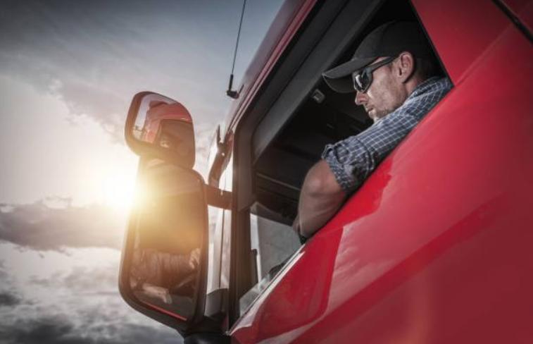 Truck driver Eastmen