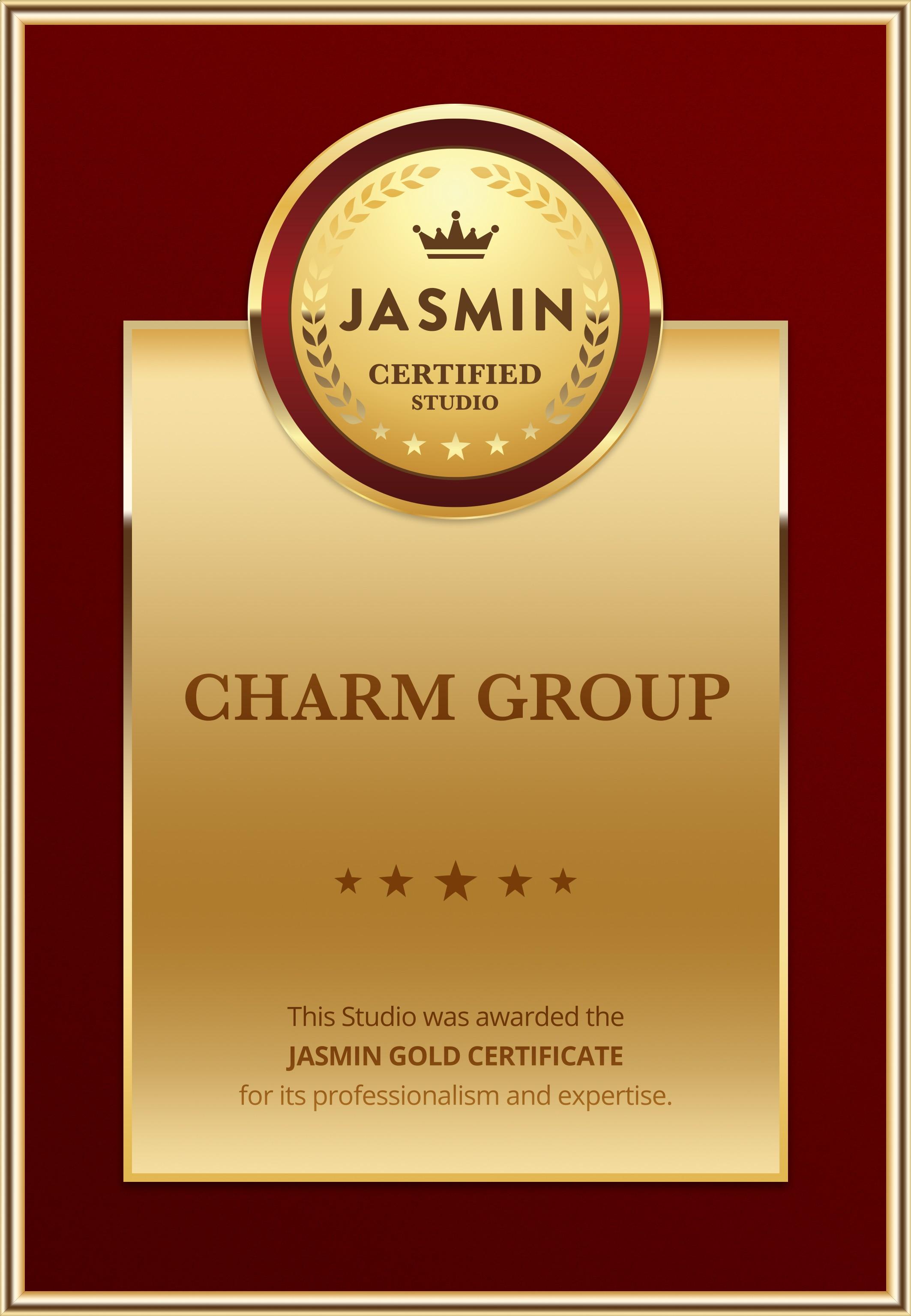 Jasmin_GOLD_Certificate_CharmStudio