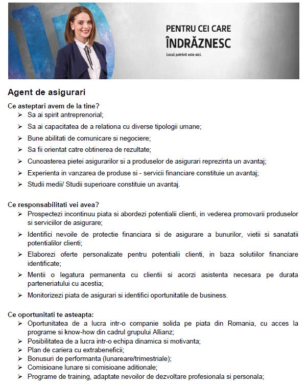 Agent asigurari