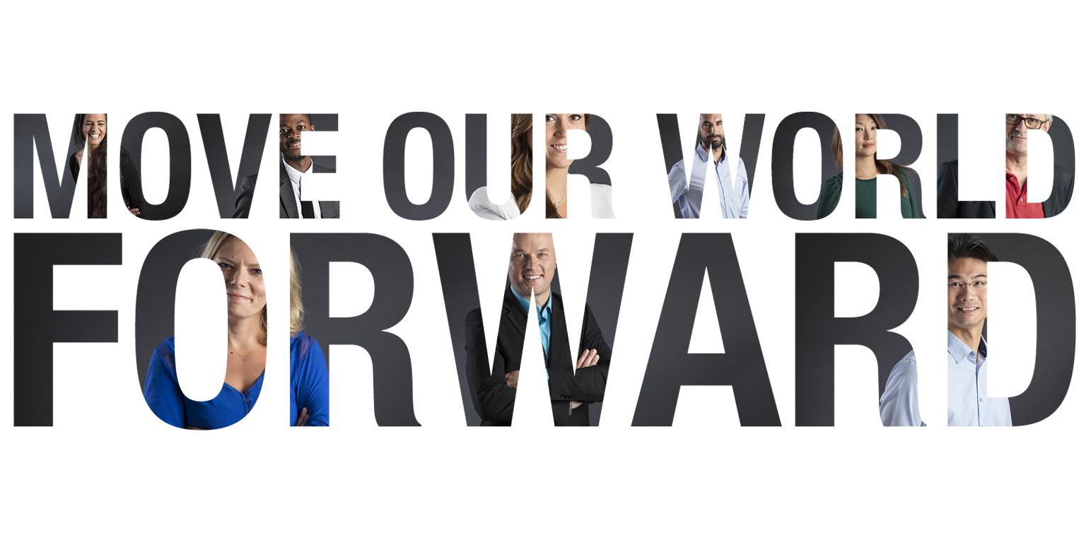 Move Our World Forward - Linkedin