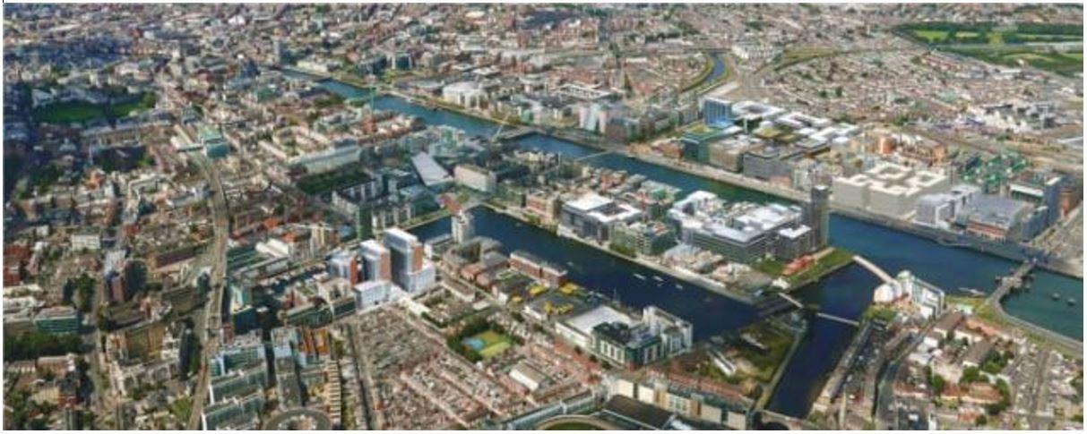 Dublin Drone Capture