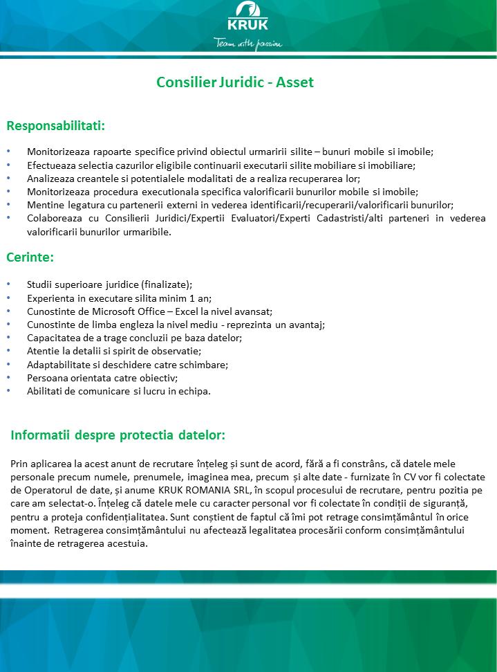Assets Advisor - extern