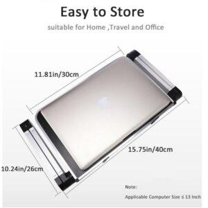 Foldable Ergonomic Laptop Stand - 1