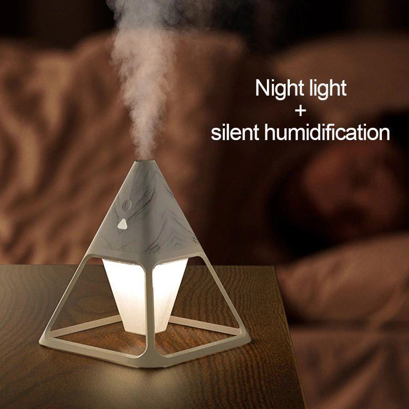 Mini Night Light And Diffuser