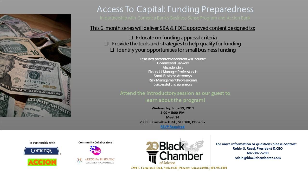 Black Chamber of Arizona Powered by WinnComm, LLC