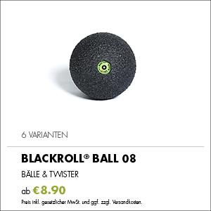 Kaufempfehlung BLACKROLL® Ball 08