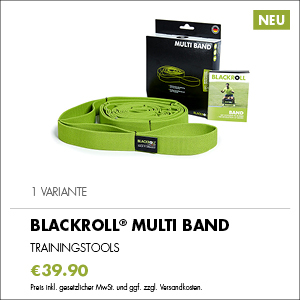 Kaufempfehlung BLACKROLL® MULTI BAND