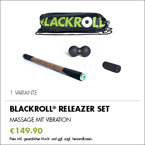 Kaufempfehlung BLACKROLL® RELEAZER SET