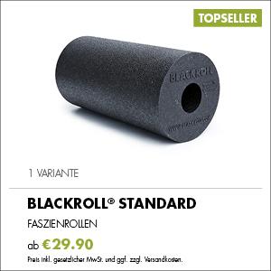 Kaufempfehlung BLACKROLL® Standard