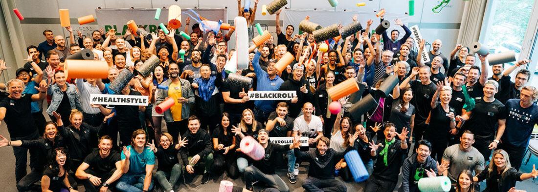 Blackroll Netzwerk