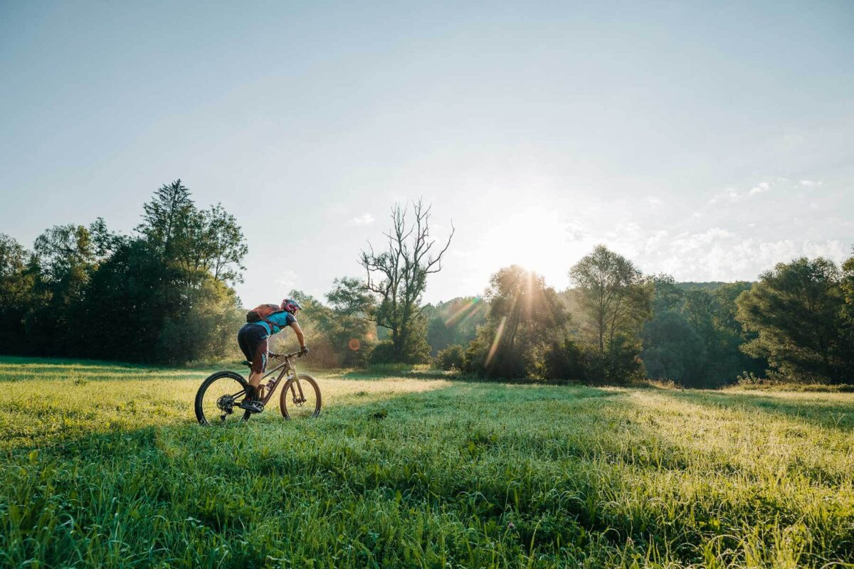 Radfahren blackroll uebungen