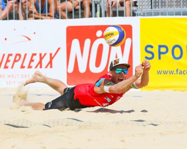 Florian Schnetzer Beachvolleyball
