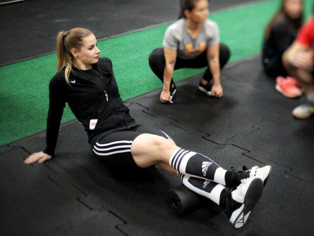 Thereas Wutzler Gewichtheben