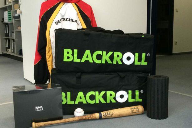 Blackroll Athletik Athleten 1