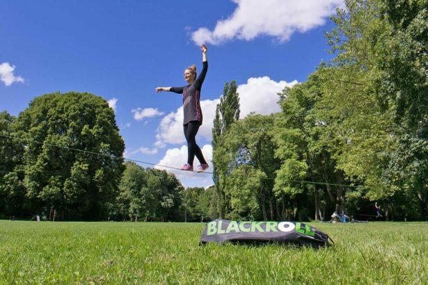 Blackroll Athletik Athleten 30
