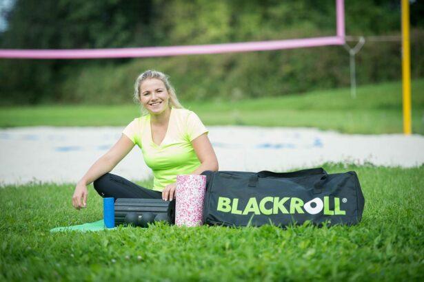 Blackroll Athletik Athleten 66