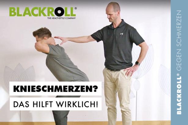 Blackroll Knieschmerzen Blog