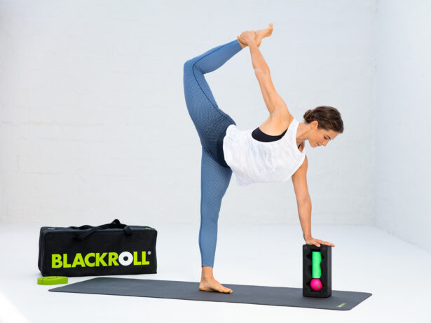Blackroll yoga block set