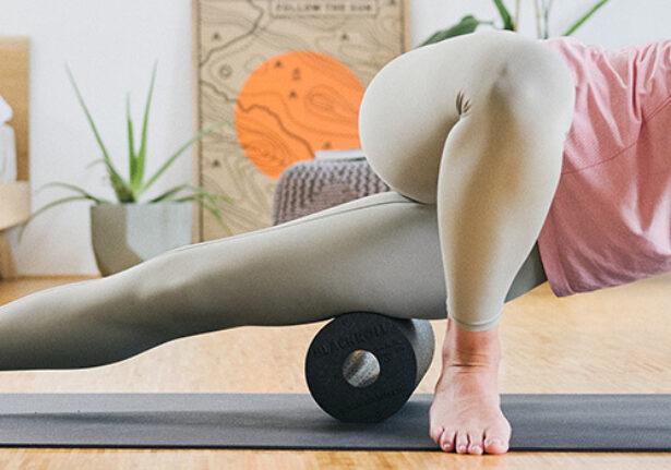 Laeuferknie massage