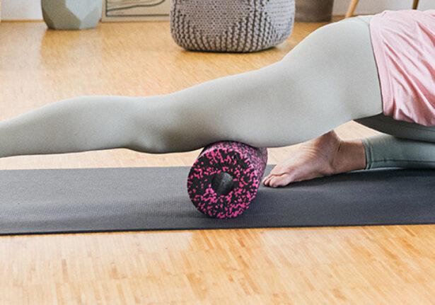 Massage bei knieschmerzen